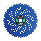 Диск с защитой от попадания камней Caiman Blue Shark 255/25,4/36Р