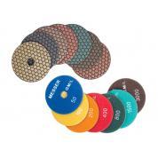 Алмазный шлифовальный круг Messer GM/L, сухой, 100D-2,6T, MESH 100