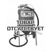 Установка абразивоструйная напорная ПневмоСтройТехника DSМG-250 2-х постовая