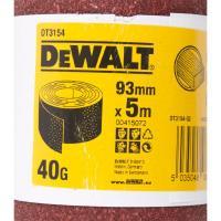 Шлифлист DeWALT DT3154, 5 м x 93 мм, 40G