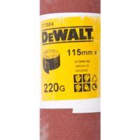 Шлифлист DeWALT DT3584, 5 м x 115 мм, 220G