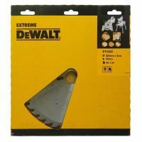 Пильный диск DeWALT EXTREME WORKSHOP DT4322, 250/30 мм.