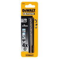 Сверло DeWALT DT4911, по металлу COBALT 5%, 7 x 109 x 66 мм